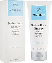 Voňavky, Parfémy, kozmetika Lotion na telo s energetickým efektom - Marbert Bath & Body Energy Invigorating Body Lotion