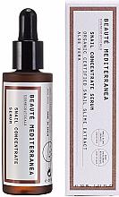 Voňavky, Parfémy, kozmetika Omladzujúce sérum na tvár so slimákovým sekrétom - Beaute Mediterranea Snail Concentrate Serum