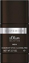 Voňavky, Parfémy, kozmetika S.Oliver Superior Men - Dezodorant