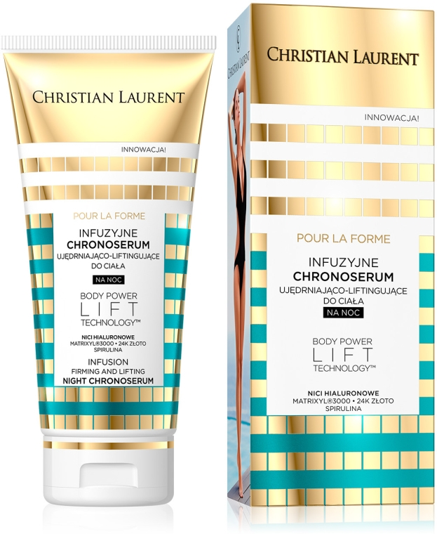 Sérum na telo - Christian Laurent Infusion Firming And Lifting Night Serum — Obrázky N1