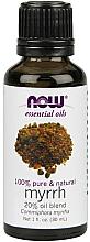 """Voňavky, Parfémy, kozmetika Esenciálny olej """"Olejová zmes Myrrha"""" - Now Foods Essential Oils Myrrh Oil Blend"""
