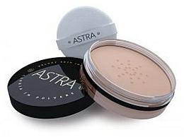 Voňavky, Parfémy, kozmetika Sypký púder na tvár - Astra Make-Up Velvet Skin Loose Powder
