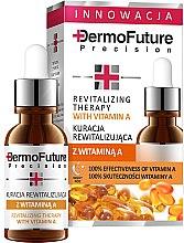 Voňavky, Parfémy, kozmetika Revitalizačný činidlo s vitamínom A - DermoFuture Rejuvenating Therapy With Vitamin A