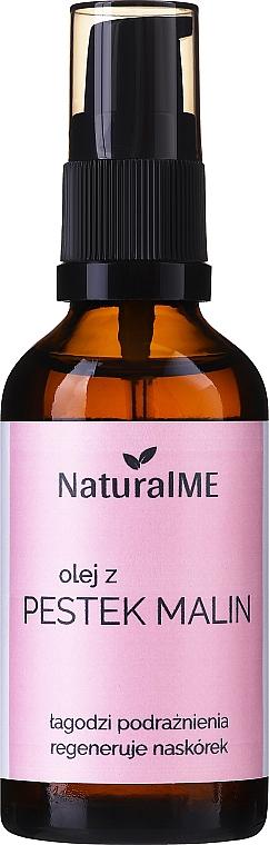 Olej z malinových semien - NaturalME