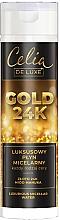 Voňavky, Parfémy, kozmetika Luxusná micelárna voda - Celia De Luxe Gold 24k