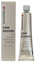 Voňavky, Parfémy, kozmetika Rozjasňujúci krém na vlasy - Goldwell New Blonde Base Lift Cream