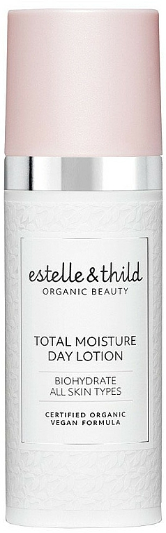 Denný lotion na tvár - Estelle & Thild BioHydrate Total Moisture Day Lotion — Obrázky N1