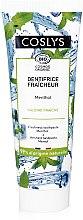 Voňavky, Parfémy, kozmetika Osviežujúca zubná pasta s mentolom - Coslys Freshness Toothpaste