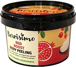Voňavky, Parfémy, kozmetika Peeling na telo - Berrisimo Red Boost Body Peeling
