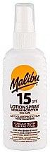Voňavky, Parfémy, kozmetika Sprejový lotion na telo - Malibu Lotion Spray SPF15