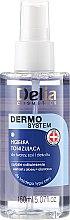 Voňavky, Parfémy, kozmetika Tonizujúci sprej na tvár, krk a dekolt - Delia Dermo System