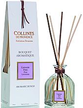 Voňavky, Parfémy, kozmetika Aromatický difúzor Levanduľa - Collines de Provence Bouquet Aromatique Fine Lavander