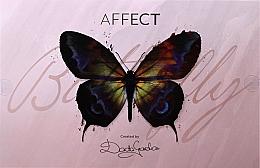 Voňavky, Parfémy, kozmetika Paleta na líčenie - Affect Cosmetics Butterfly Makeup Palette