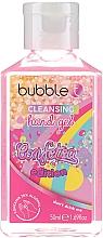 """Voňavky, Parfémy, kozmetika Antibakteriálny čistiaci gél na ruky """"Confetti"""" - Bubble T Cleansing Hand Gel Confetea"""