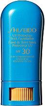 Voňavky, Parfémy, kozmetika Tonálny prostriedok v ceruzke - Shiseido UV Protective Stick Foundation SPF30