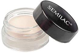 Voňavky, Parfémy, kozmetika Báza pod tiene - Semilac Eyeshadow Base Powder