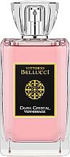 Voňavky, Parfémy, kozmetika Vittorio Bellucci Vernissage Dark Crystal - Parfumovaná voda