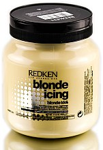 Voňavky, Parfémy, kozmetika Krém-kondicionér na vlasy - Redken Blonde Idol Blonde Icing