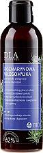 Voňavky, Parfémy, kozmetika Šampón na vlasy s rozmarínom proti lupinám - DLA
