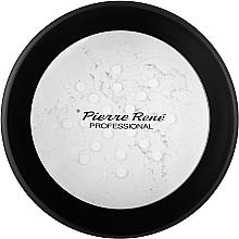 Voňavky, Parfémy, kozmetika Sypký prášok - Pierre Rene Professional Loose Powder