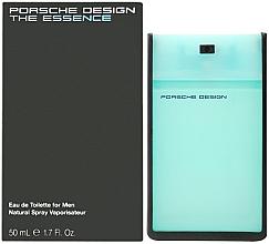 Voňavky, Parfémy, kozmetika Porsche Design The Essence - Toaletná voda