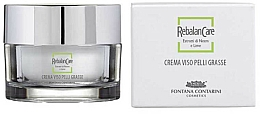 Voňavky, Parfémy, kozmetika Krém na tvár pre mastnú pleť - Fontana Contarini Face Cream for Oily Skin