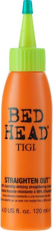 Termoaktívny vyrovnávací krém - Tigi Bed Head Straighten Out Straightening Cream