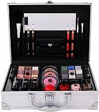 Voňavky, Parfémy, kozmetika Kozmetický kufor - Cosmetic 2K All About Beauty Train Case