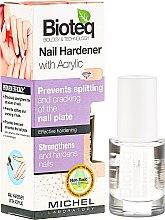 Voňavky, Parfémy, kozmetika Akrylový zosilňovač nechtov - Bioteq Nail Hardener With Acrylic