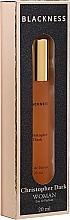 Voňavky, Parfémy, kozmetika Christopher Dark Blackness - Parfumovaná voda (mini)