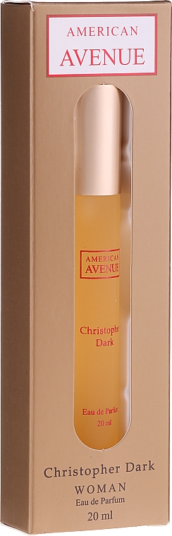 Christopher Dark American Avenue - Parfumovaná voda (mini)