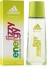 Voňavky, Parfémy, kozmetika Adidas Fizzy Energy - Toaletná voda
