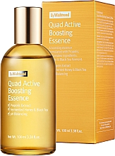 Voňavky, Parfémy, kozmetika Aktivačná esencia na tvár - By Wishtrend Quad Active Boosting Essence