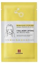 Voňavky, Parfémy, kozmetika Posilňujúca maska - Leaders Collagen Lifting Skin Renewal Mask