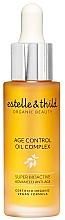 Voňavky, Parfémy, kozmetika Komplex olejov na tvár - Estelle & Thild Super Bioactive Age Control Oil Complex