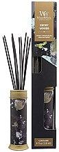 Voňavky, Parfémy, kozmetika Aromatický difúzor - WoodWick Reed Diffuser Ebony Woods
