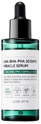 Kyslé sérum pre problémovú pokožku - Some By Mi AHA BHA PHA 30 Days Miracle Serum