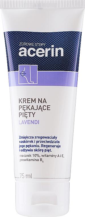 Krém na popraskané päty - Acerin Lavendi Cream
