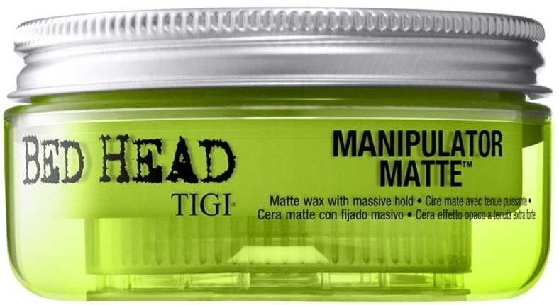 Matný vosk, silná fixácia - Tigi Manipulator Matte