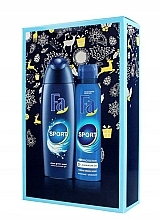 Voňavky, Parfémy, kozmetika Sada - Fa Men Sport (deo/150ml + sh/gel/250ml)