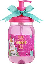 Voňavky, Parfémy, kozmetika Air-Val International Eau My Llama Pillama Party - Sprchový gél
