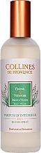 Voňavky, Parfémy, kozmetika Vôňa do domácnosti Eben a vetiver - Collines de Provence Ebenholz & Vetiver