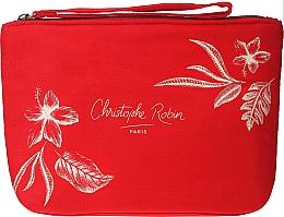 Voňavky, Parfémy, kozmetika Sada - Christophe Robin Regenerating Travel Kit (shm/75ml + balm/50ml + mask/50ml + bag)