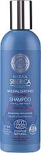 Voňavky, Parfémy, kozmetika Šampón pre objem a lesk vlasov - Natura Siberica Natural Certified Anti-Stress Shampoo