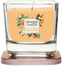 Voňavky, Parfémy, kozmetika Vonná sviečka - Yankee Candle Elevation Kumquat & Orange