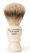 Voňavky, Parfémy, kozmetika Štetka na holenie, S2235 - Taylor of Old Bond Street Shaving Brush Super Badger size L