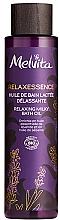 Voňavky, Parfémy, kozmetika Olej do kúpeľa - Melvita Relaxessence Relaxing Milky Bath Oil