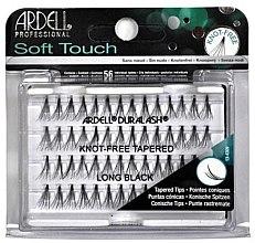 Voňavky, Parfémy, kozmetika Súprava rias - Ardell Soft Touch Long Black