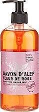 Voňavky, Parfémy, kozmetika Tekuté mydlo Aleppo - Tade Liquide Rose Scented Soap