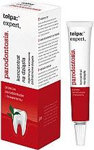 Voňavky, Parfémy, kozmetika Koncentrát na ďasná - Tolpa Expert Parodontosis Concentrate For Gums